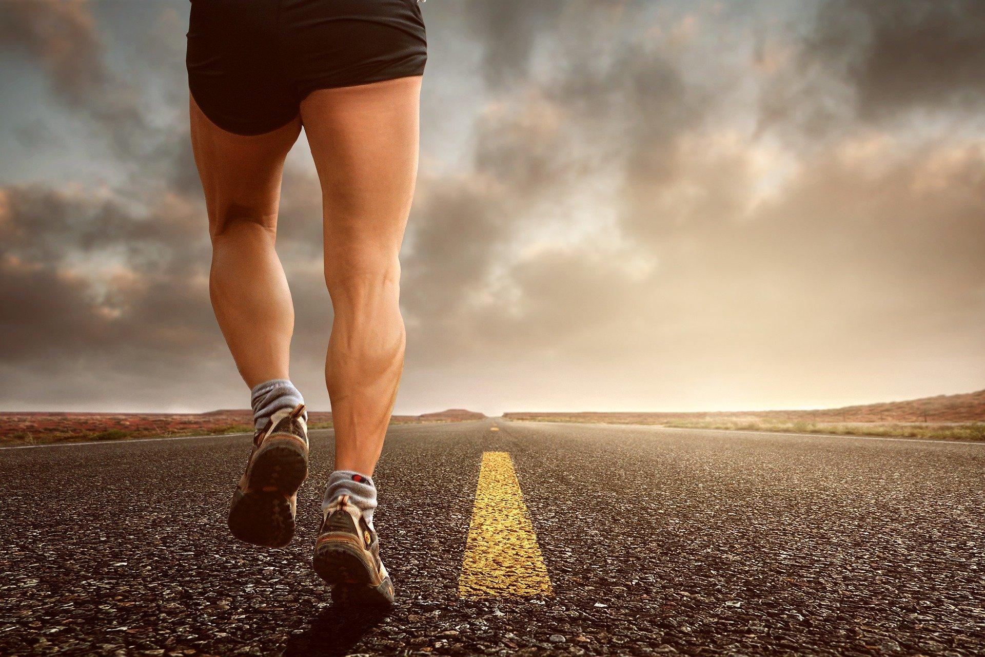 postura running